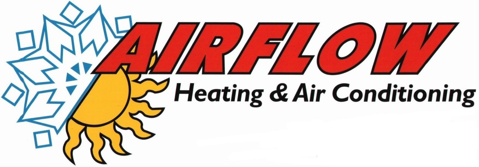 airflow heating and air colling
